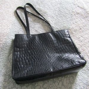Cristian Genuine Leather Made in Italy Large Bag